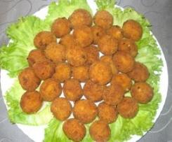 Croquetes de frango com roquefort