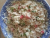 Risoto de Atum e Delicias do Mar