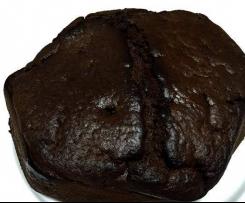 Bolo de Chocolate e Beterraba Vegan