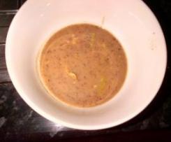 Sopa de Feijão da Carla