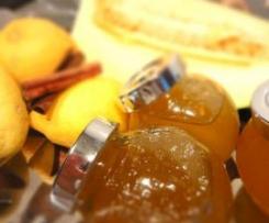 Compota de Melão com Canela e Limão