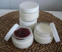 """Iogurtes gregos """"docinhos"""" da Iva"""