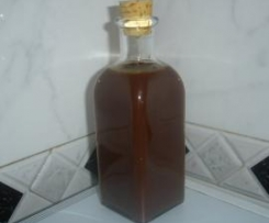 Licor de Chocolate Preto