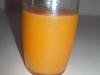 Néctar de manga e pêssego