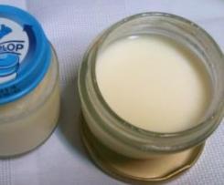 Iogurte de Coco