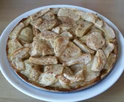 Tarte de Maça Light