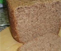 Pão de leite integral com erva-doce e canela