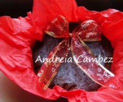 Bolo de Natal dos Açores da Avó - versão lata