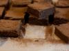Brownies de batata doce