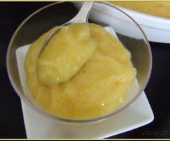 Curd de ananás