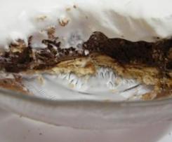 Delícia de Mousse de Chocolate