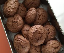 Bolachas de Chocolate Deliciosas