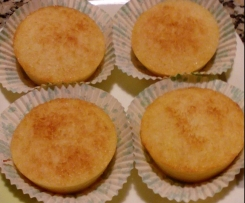 Queijadas de Côco