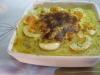 Empadão de bacalhau (com puré de batata)