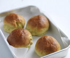 Pão de ervas aromáticas