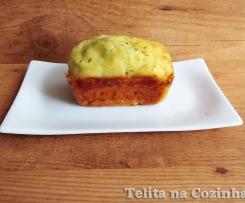 bôla de três queijos