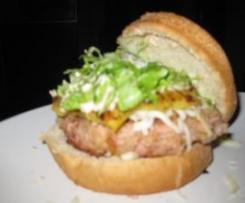 Hamburger de Thanksgiving (Dia Acção de Graças)