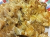 Massa gratinada com alheira e cogumelos