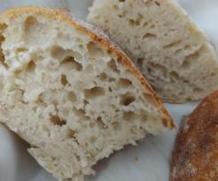 Pão com massa velha