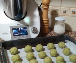 Almondegas de Brócolos