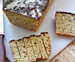 Pão de Abóbora e Avelãs