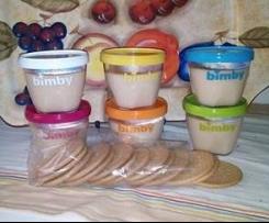 Iogurte de Bolacha Maria
