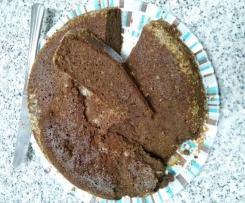 Bolo de chocolate PALEO