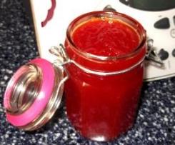 Compota Gourmet de Pimentos Vermelhos