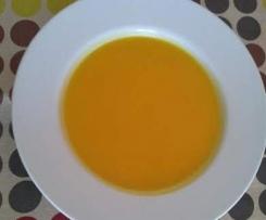 "Sopa ""laranja"""