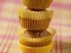 Mini-queques de Cenoura,Açafrão e Cardamomo