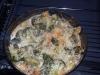 Gratinado de legumes com atum