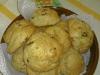 Scones de Limão com Passas de Uva Moscatel