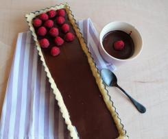 Tarte de Chocolate Cremosa