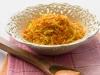 Salada de Cenoura com Batata palha