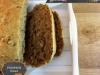 Halloween | pão de abóbora com especiarias e pistáchio