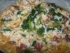 Arroz de Atum com espinafres e feijão