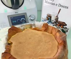 Pão de ló de Ovar em massa filo