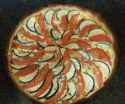 Tarte provencal