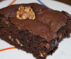 Brownie de Chocolate do Jamie Oliver