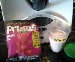 Iogurtes com fruta desidratada - Frubis