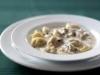 Ravioli - Molho de Cogumelos
