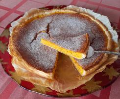 Tarte de Cenoura e Coco