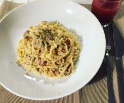 Massa carbonara *da Costa