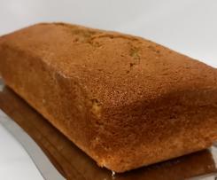 Bolo de Limão com farinha de cevada