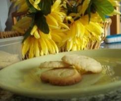 Biscoitos para Congelar