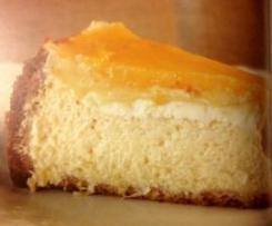 Cheesecake de Limão da Julie (adaptado à Bimby)