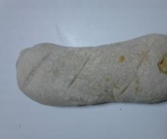 Pão com chouriço alentejano