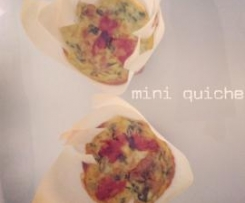 Mini Quiches Despidas