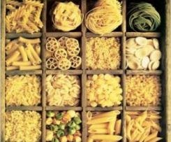 Como cozer os diferentes tipos de massa