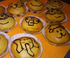 Muffins de Claras Divinais